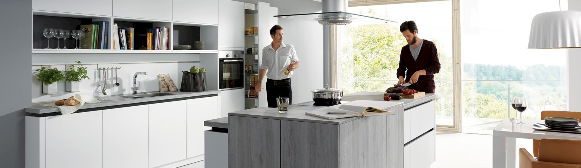 Berühmt Kaufen Modulare Küchenschränke Online India Bilder - Küche ...